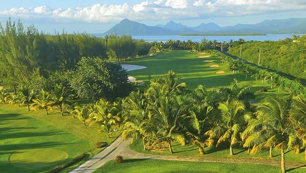 Dinarobin Paradis golf course