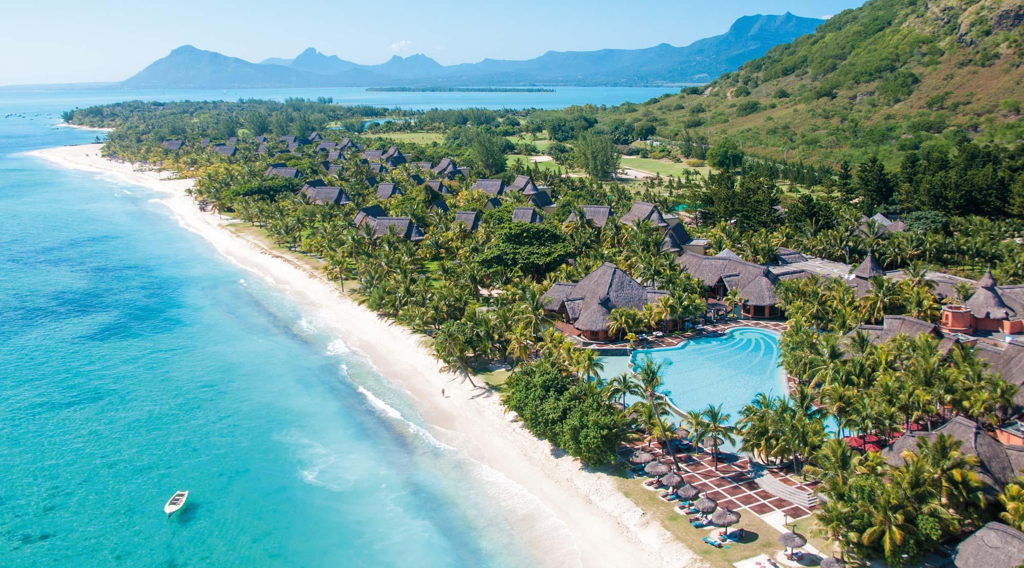 Beachcomber Dinarobin, Mauritius