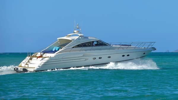 The Royal Princess Yacht, Royal Palm Mauritius