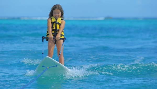 Kid's Club, Beachcomber Trou aux Biches, Mauritius