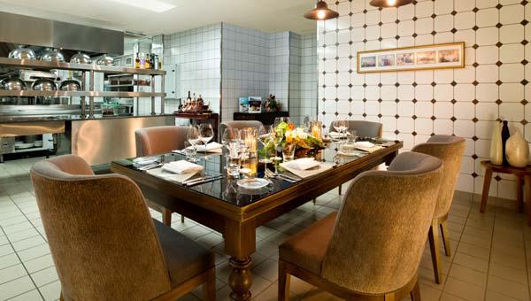 Chef's Table Ste Regis, Mauritius